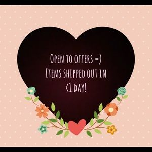 ⭐️⭐️Open to offers⭐️⭐️